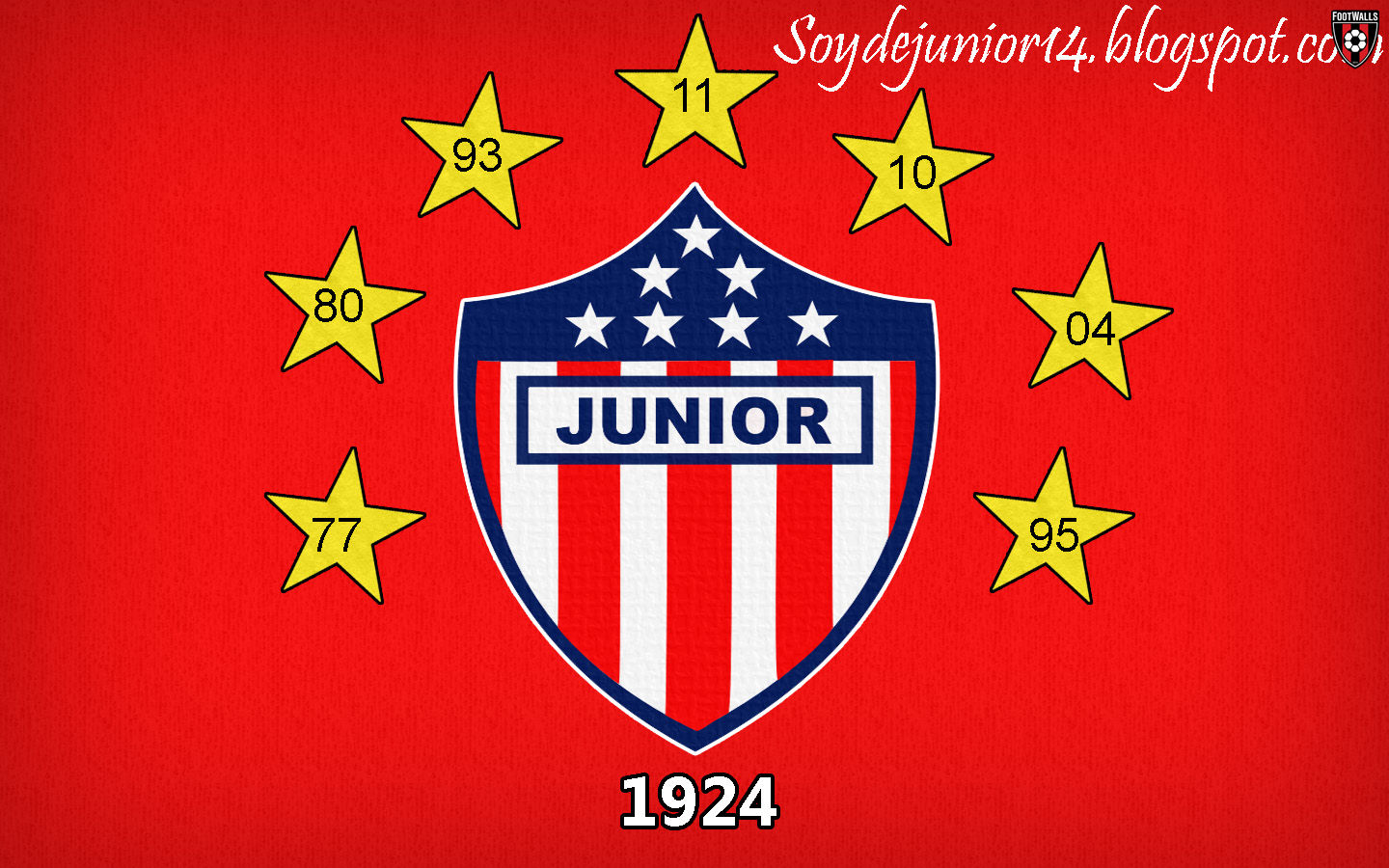 Junior Wallpaper