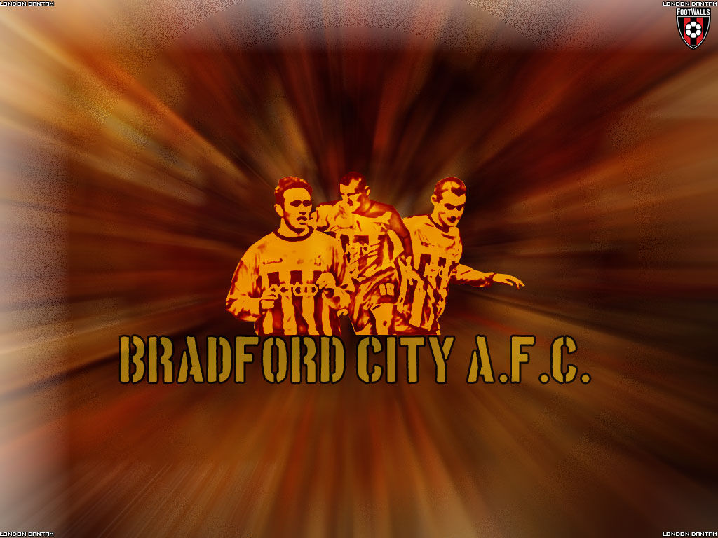 Bradford City Wallpaper #2