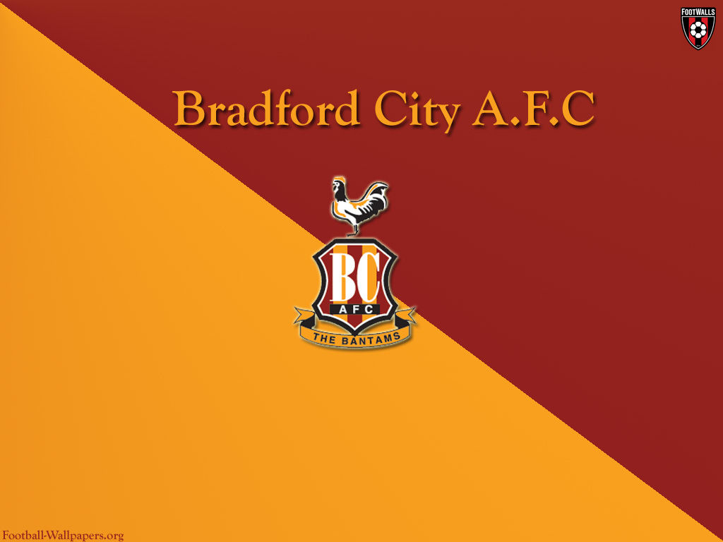 Bradford City Wallpaper #3
