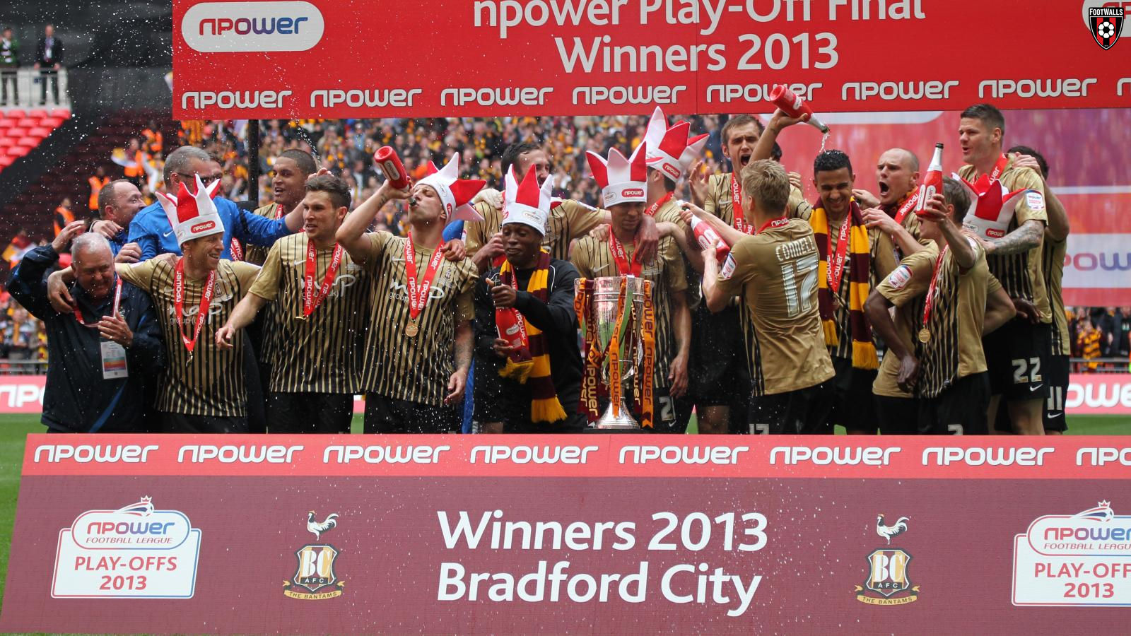 Bradford City Wallpaper #6