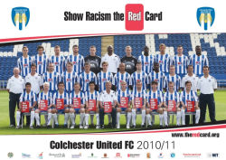 Colchester United 1