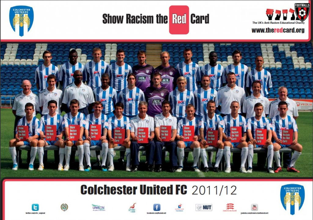 Colchester United Wallpaper