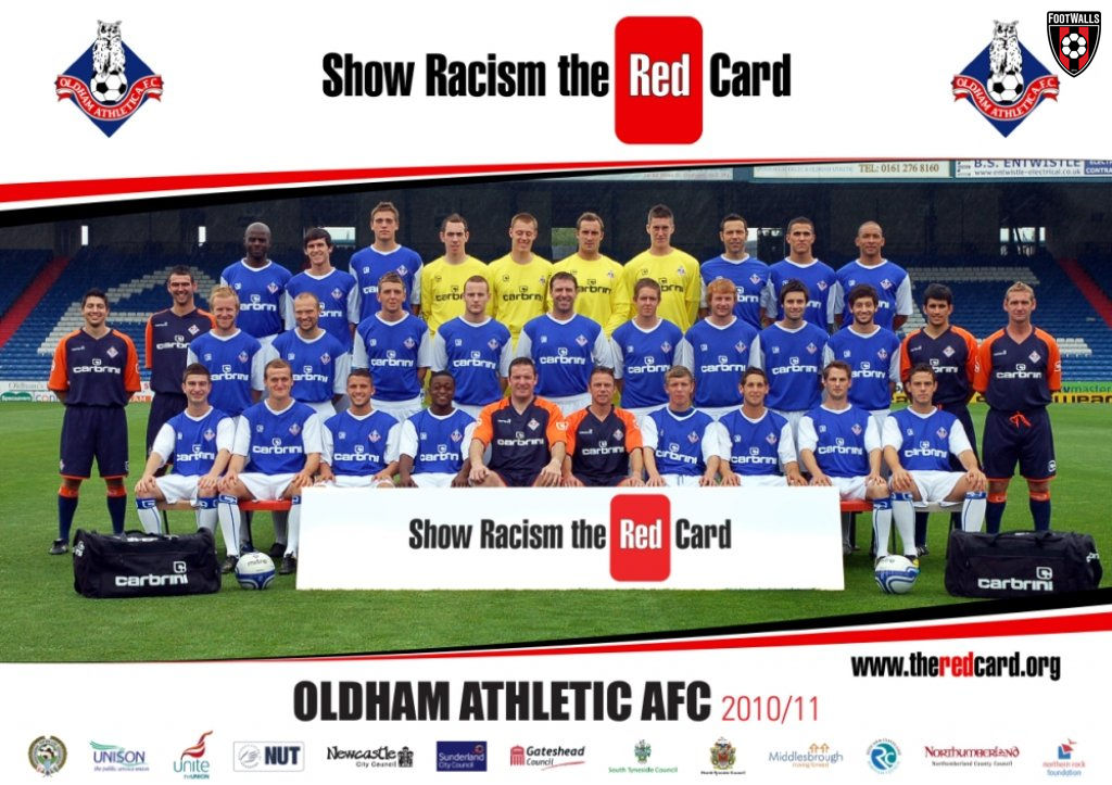 Oldham Athletic Wallpapers