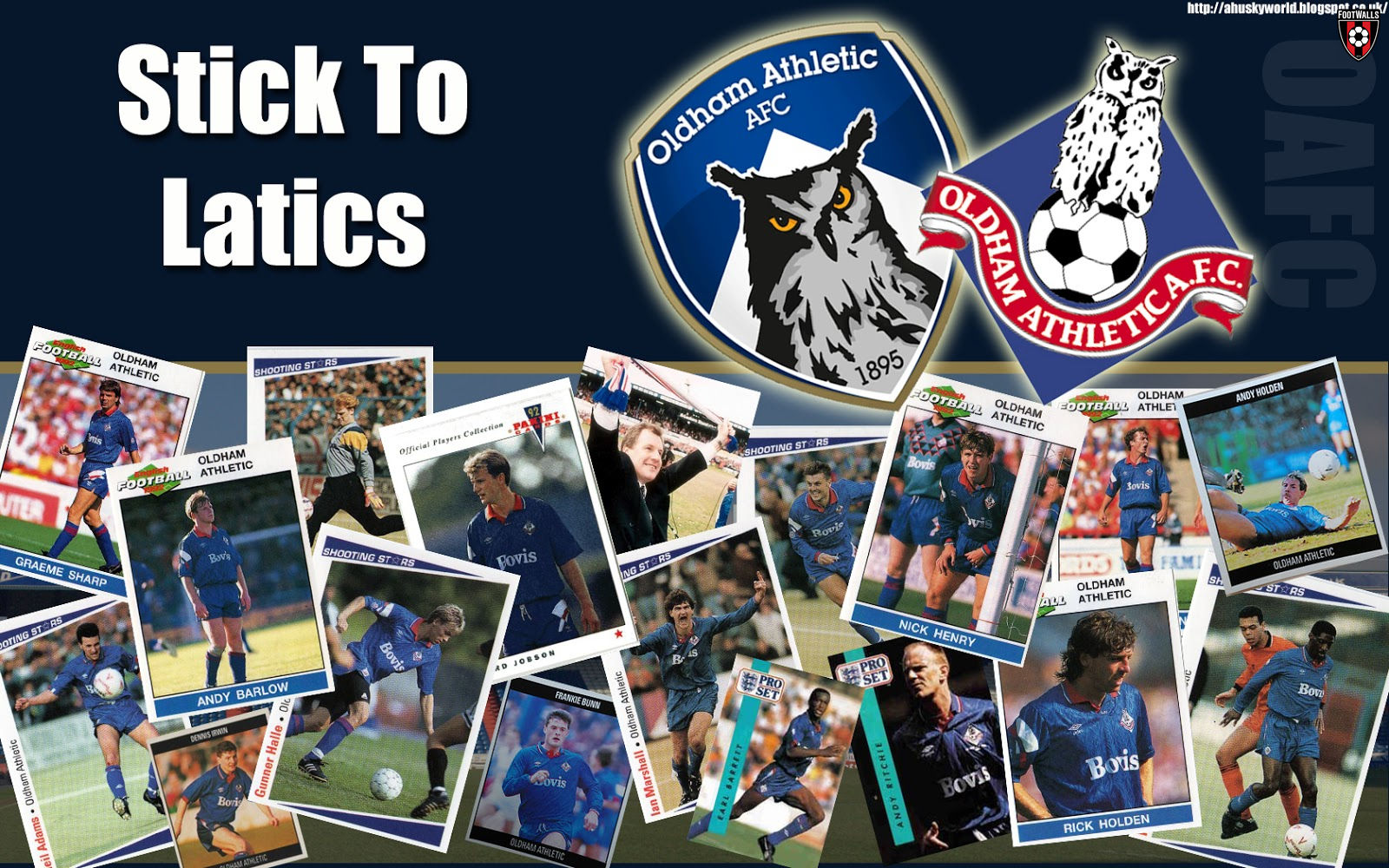 Oldham Athletic Wallpaper #4