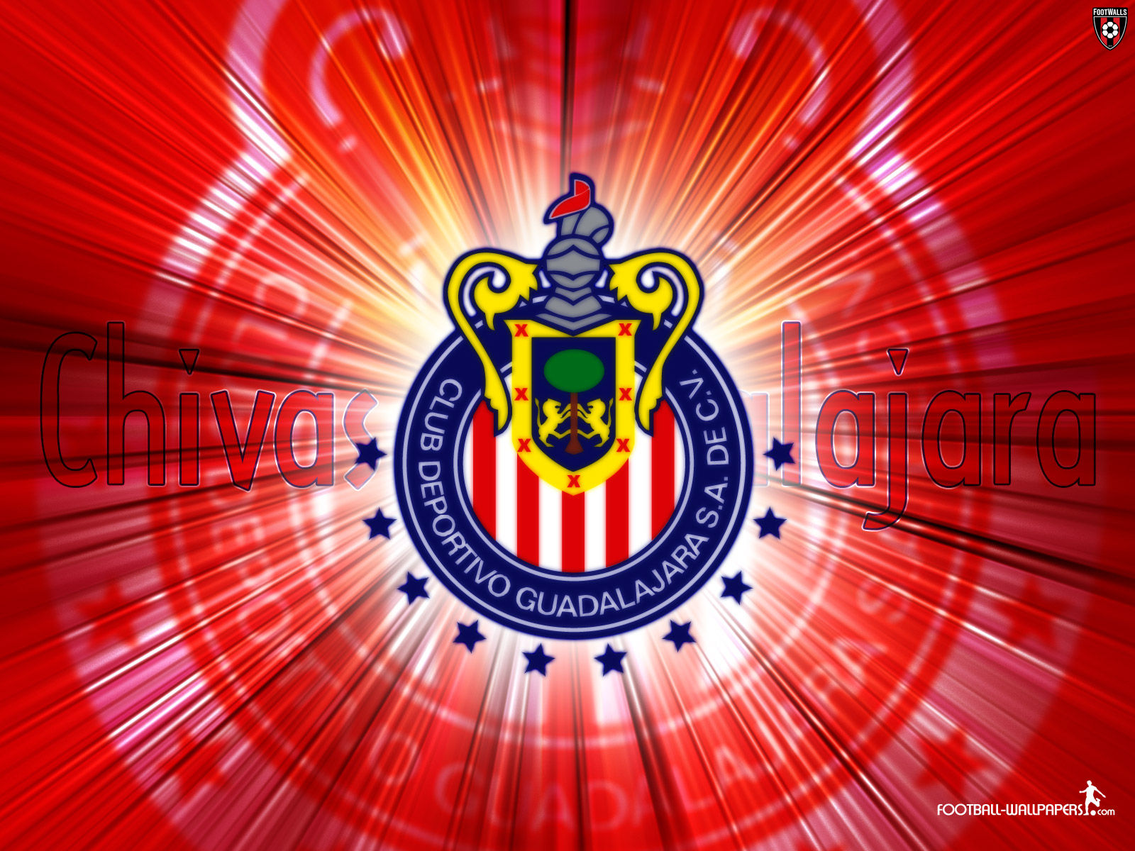 Chivas guadalajara wallpaper 5 football wallpapers chivas guadalajara wallpaper voltagebd Images