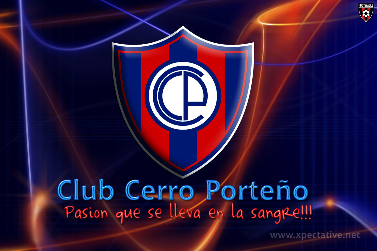 Cerro Porteno Wallpaper