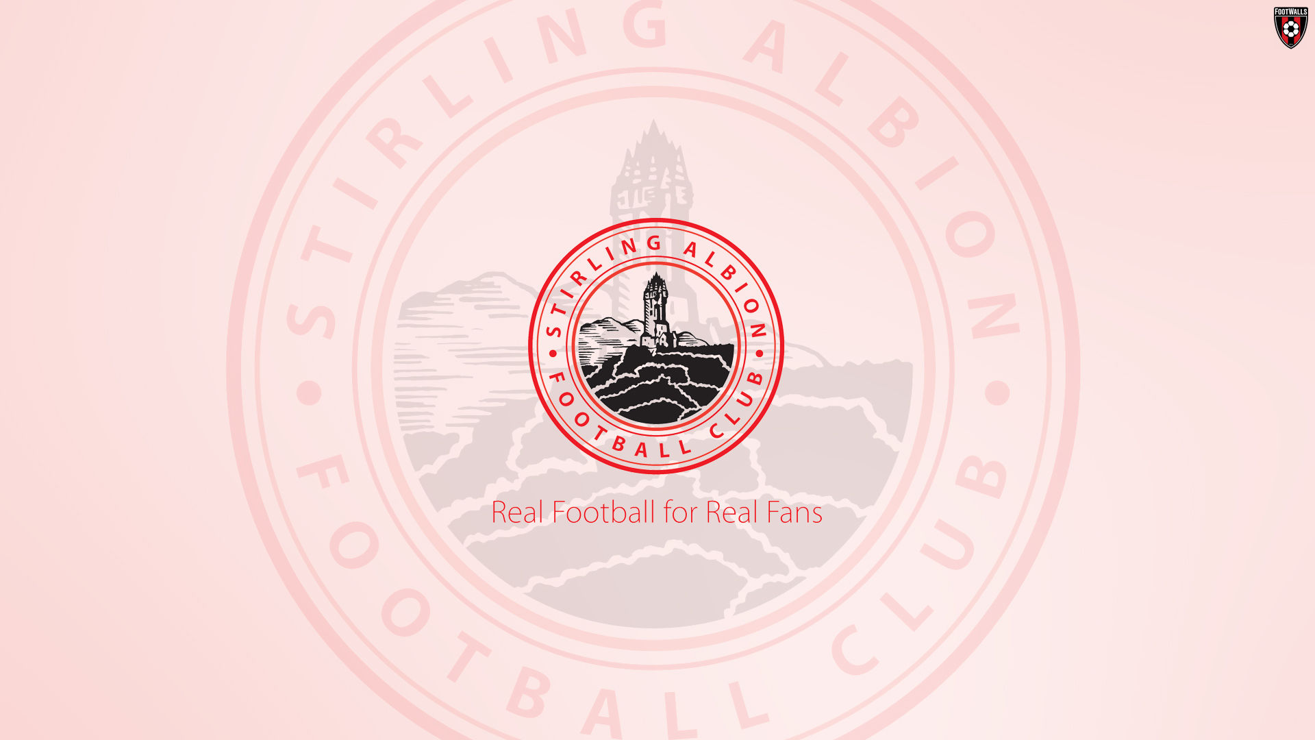 Stirling Albion Wallpaper