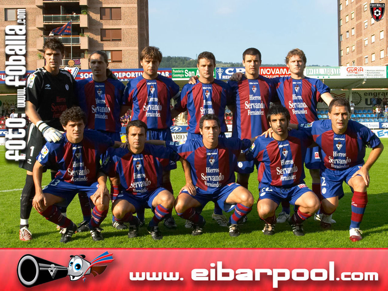 Eibar Wallpaper