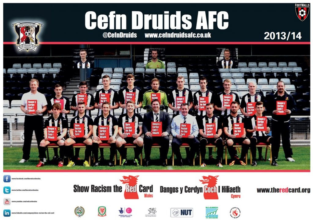 Cefn Druids Wallpaper