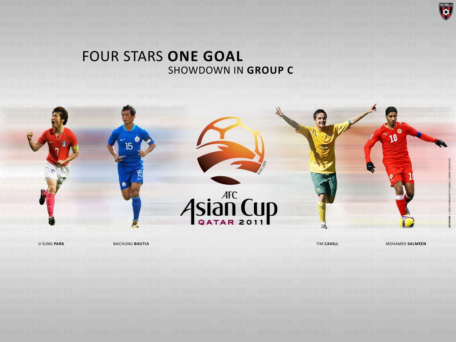 A F C Asian Cup Wallpaper