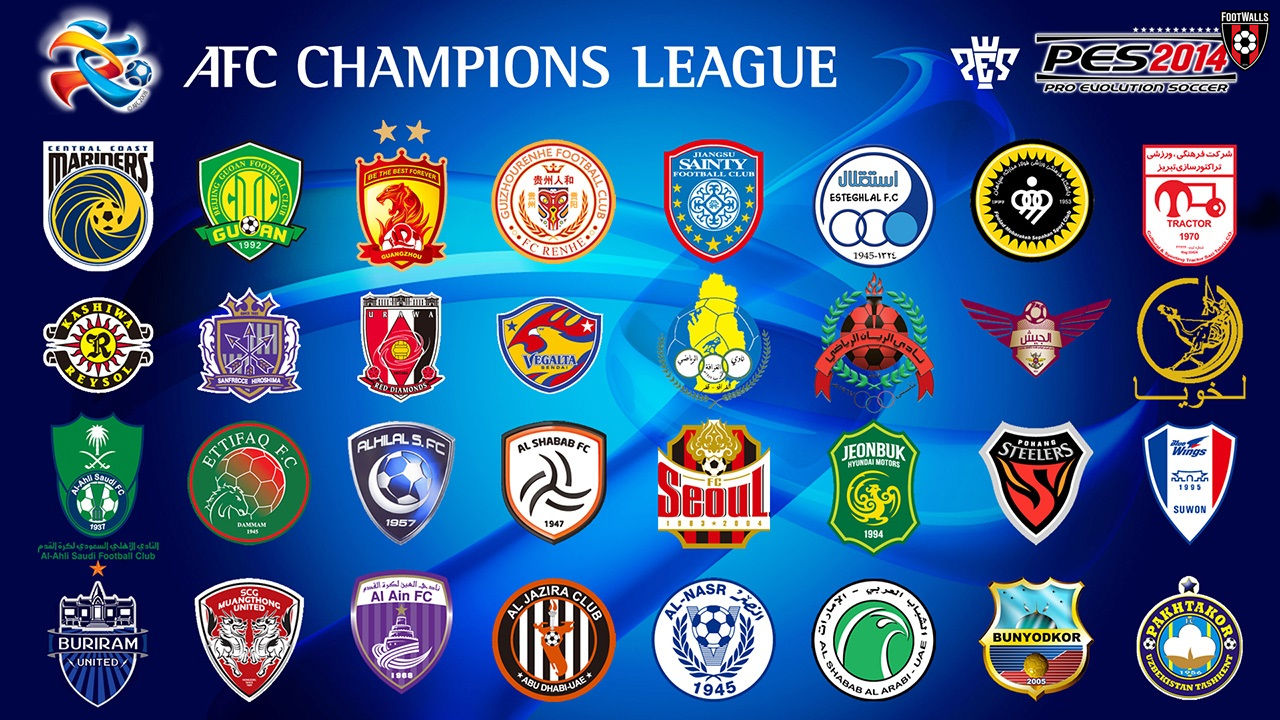 A F C Champions League Wallpaper