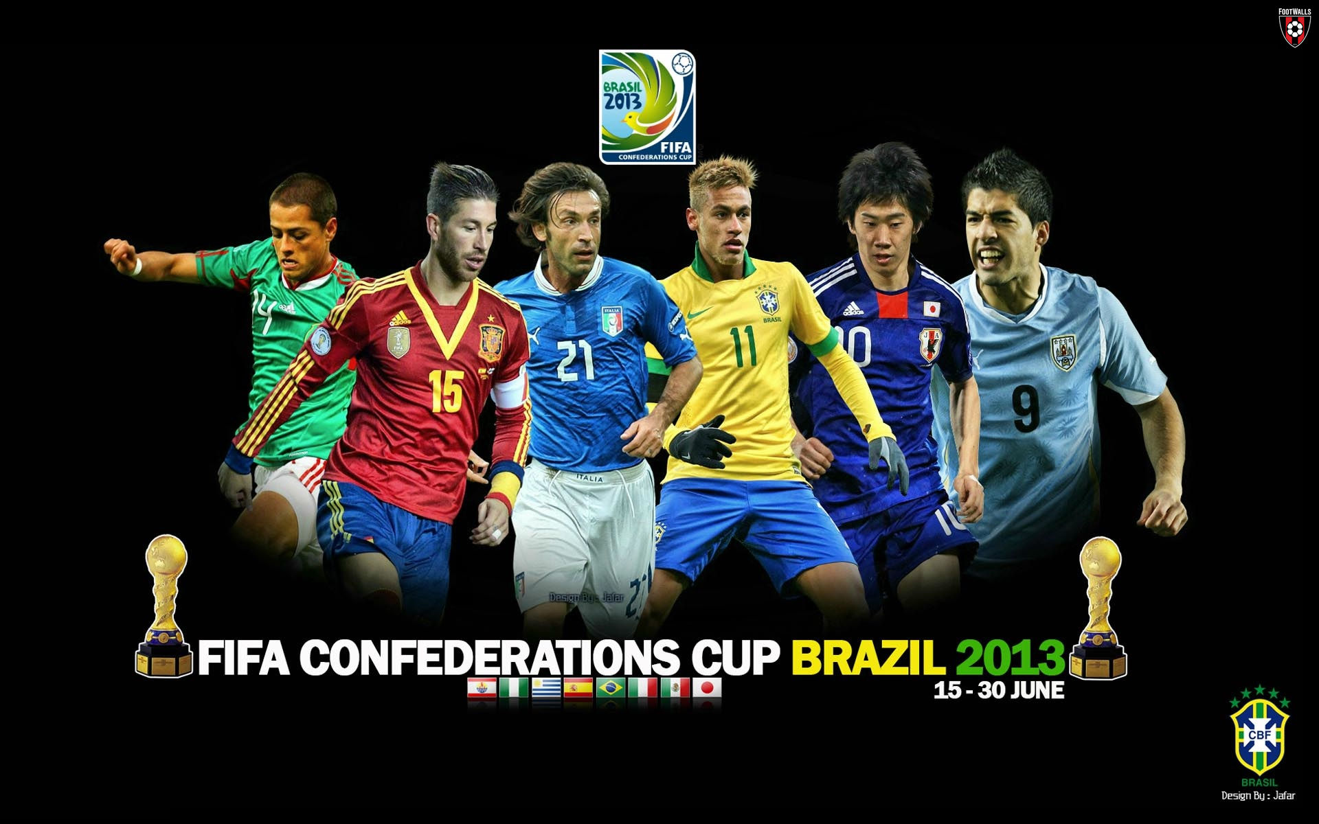 F I F A Confederations Cup Wallpaper