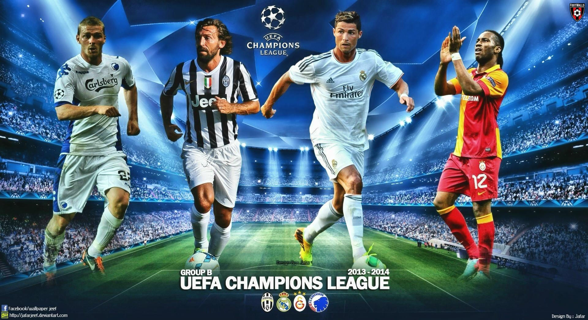 U E F A Champions League Wallpaper
