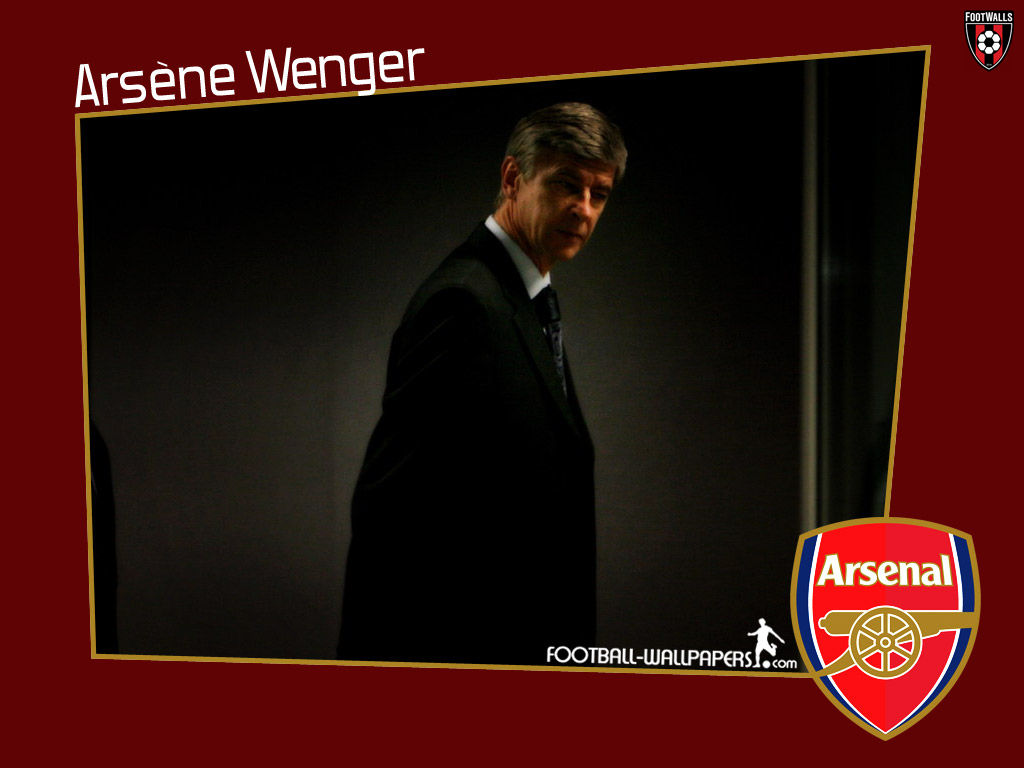 Arsene Wenger Wallpaper