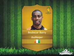 Boubacar Barry 1