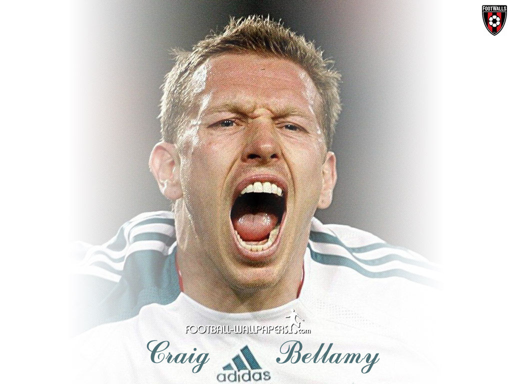 Craig Bellamy Wallpaper 1 Football Wallpapers