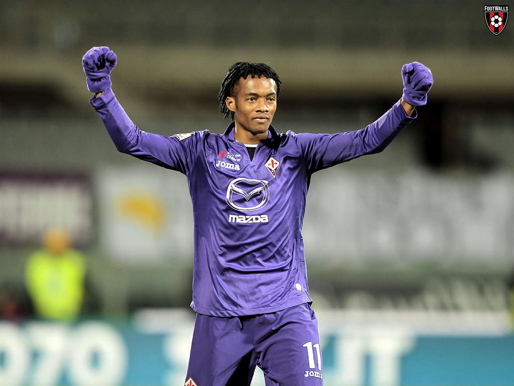 Juan Cuadrado Wallpaper