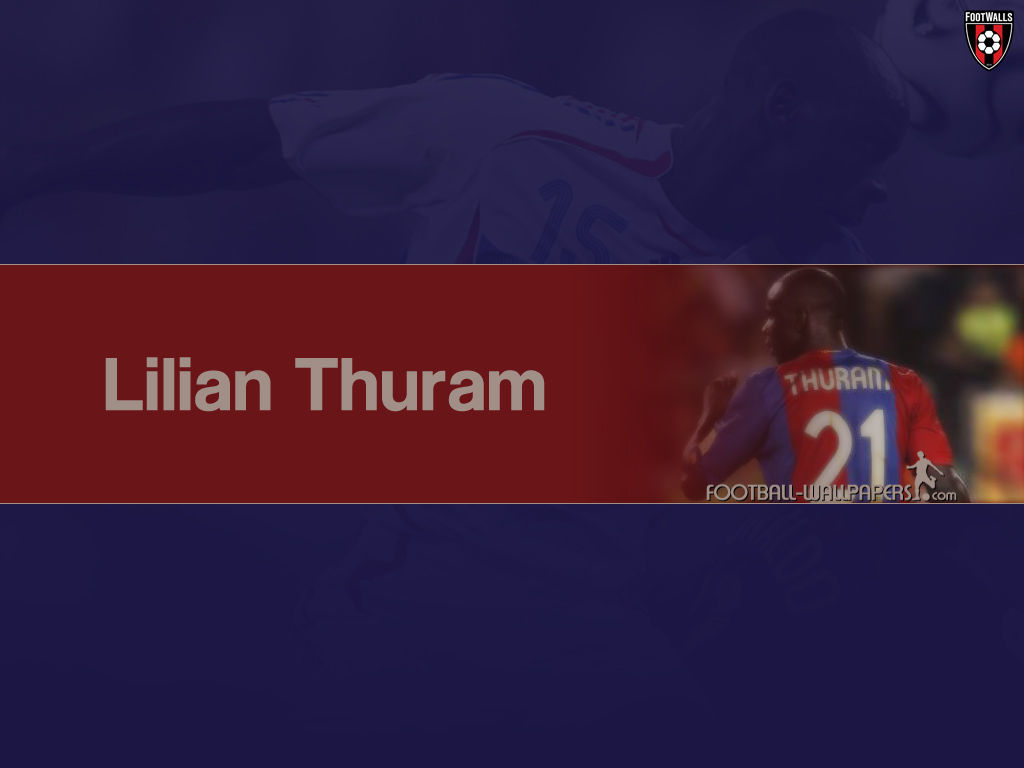 Lilian Thuram Wallpaper