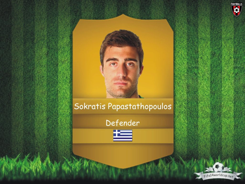 Sokratis Papastathopoulos Wallpaper #1