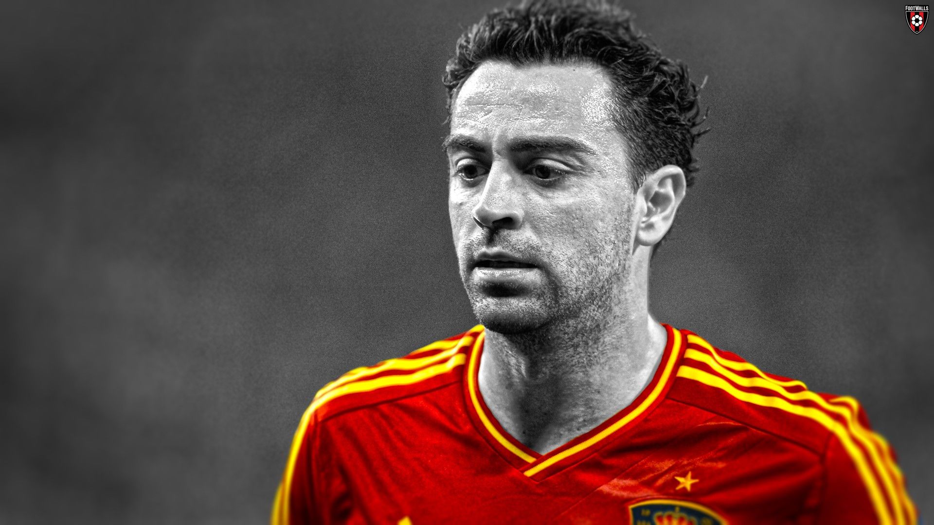 Xavi Wallpaper
